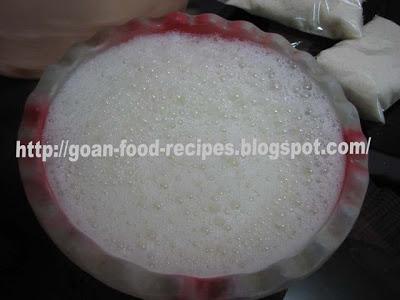 Foamy Egg Whites