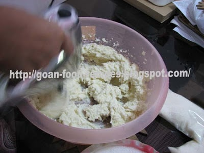 Begining of the Mixture