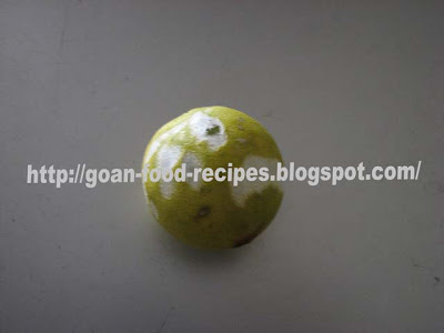 Zest of Sour Lime