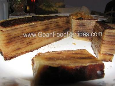 Bibinca Goa's Favorite Dessert