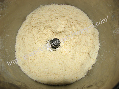 100 Grams ground Cashewnuts