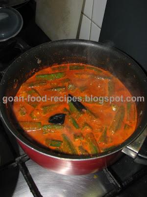 Add kokam to the curry