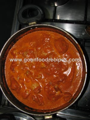 Chicken xacuti shakuti goan food recipes semi cooked chicken shakuti forumfinder Images