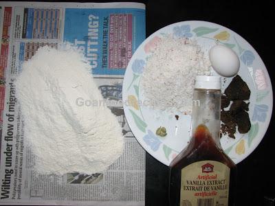 Main Pancake Ingredients