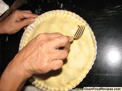 design the prawn pie