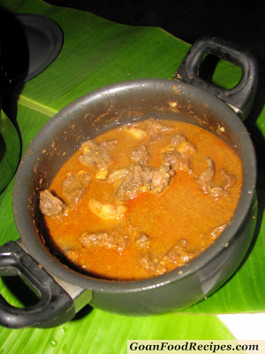 mutton xacuti