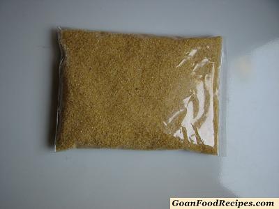 broken wheat or lapsi