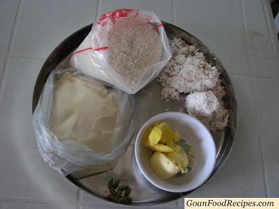 Kokad christmas goes coconuts goan food recipes kokad ingredients forumfinder Images