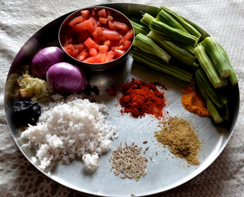Dry drumsticks goan food recipes ingredients forumfinder Image collections