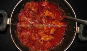 The Fiery Goan Pork Vindaloo