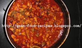 Sorpotel a Goan Delicacy